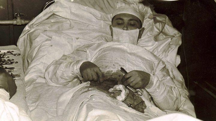 Dr. Leonid Rogozov