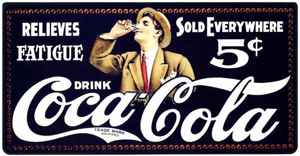 coca cola 5 centavos
