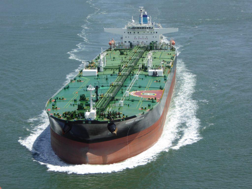 Namse Bangdzod, um navio petroleiro de 1.950 toneladas