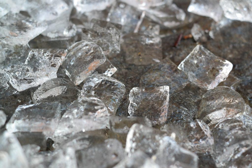 gelo contra ressaca