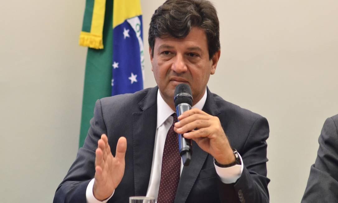 Ministro da Saúde - Governo Brasileiro