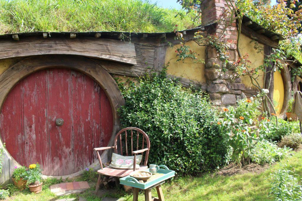 Casa do Hobbit