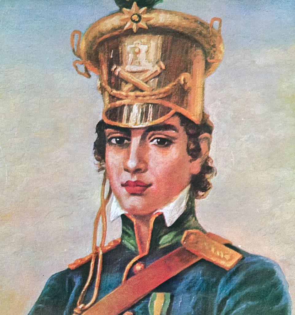 Mulher: Maria Quitéria