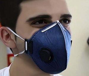 Máscara Respirador sem Manutenção
