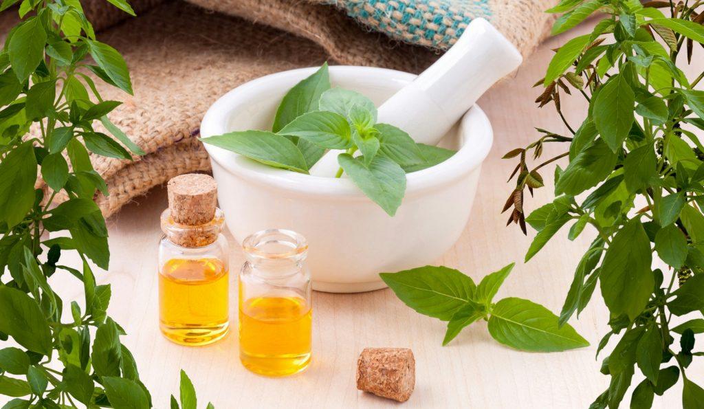 óleos essenciais antissepticos