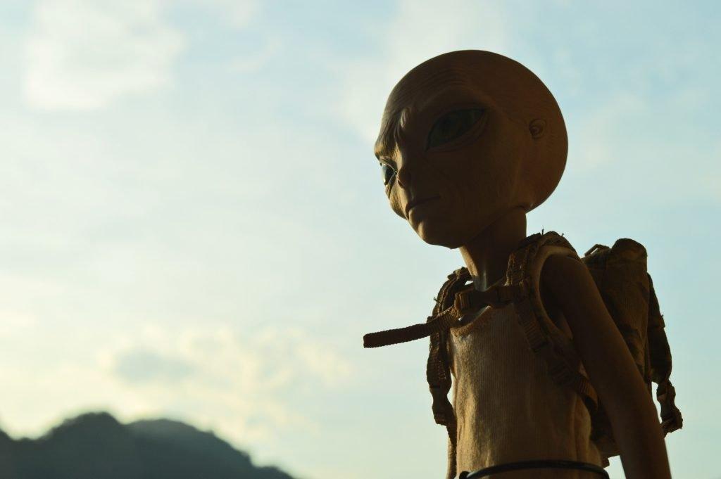 Sonhar ser um ET