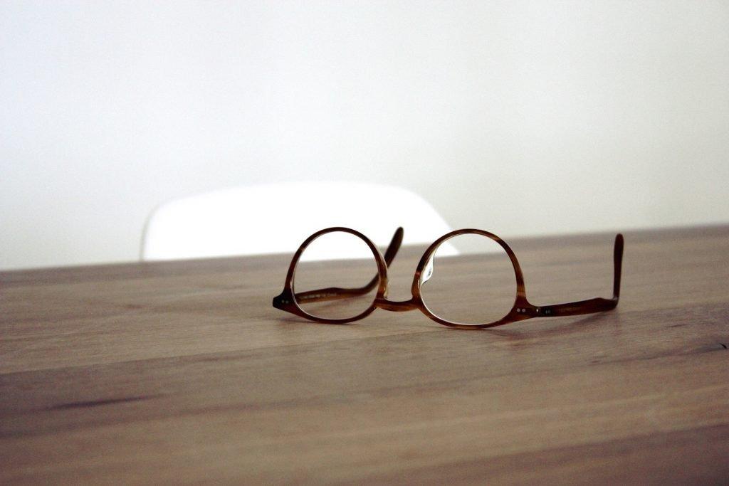 Óculos a seu favor