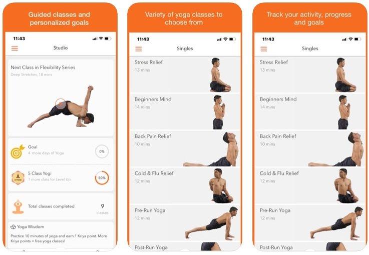 Track Yoga