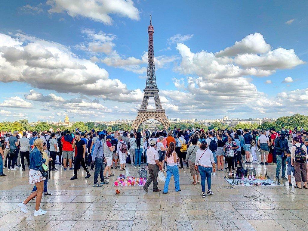 Trocadero Square Paris