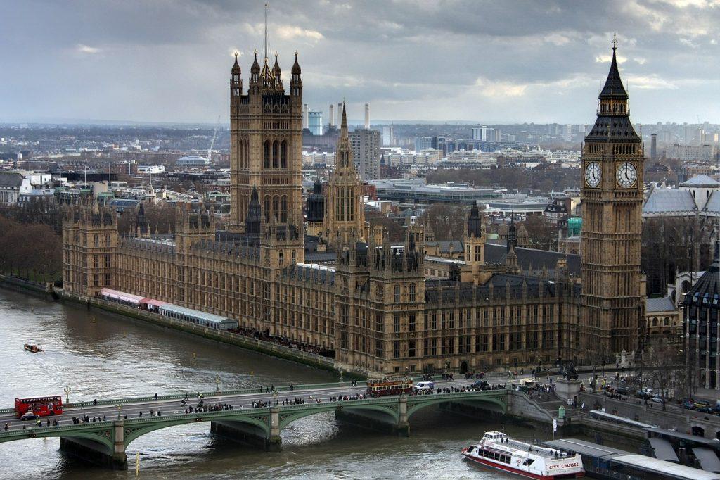 Londres: Ponte de Westminster