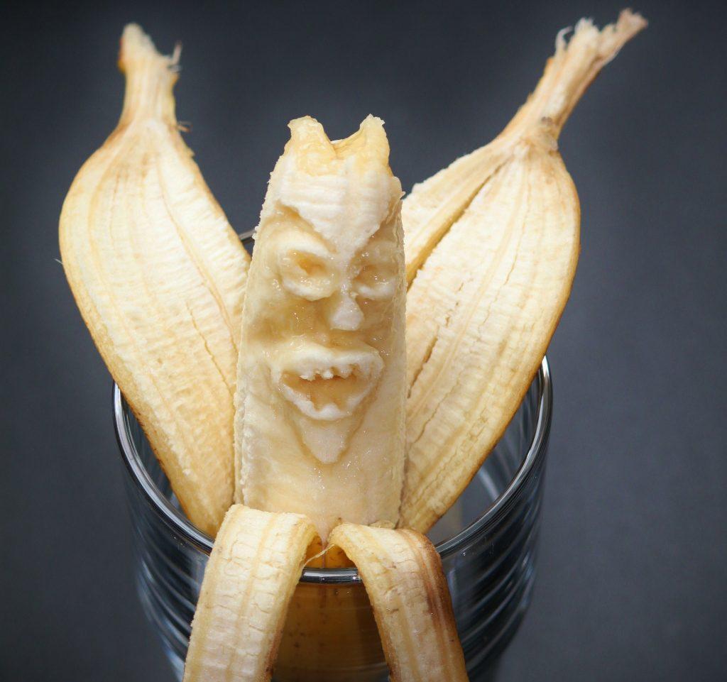Bananafobia medo de banana