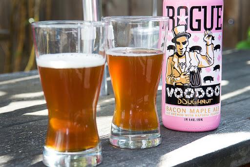 Rogue Voddoo Doughnut Bacon Maple Ale