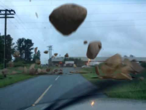 Chuva de pedra