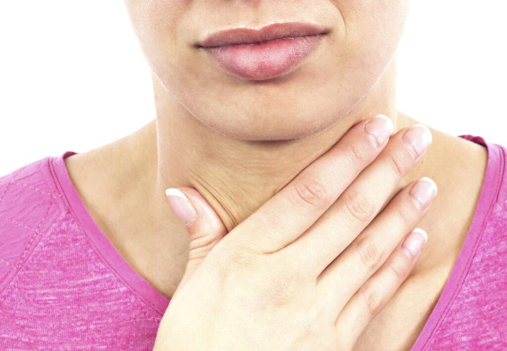 Dor de garganta