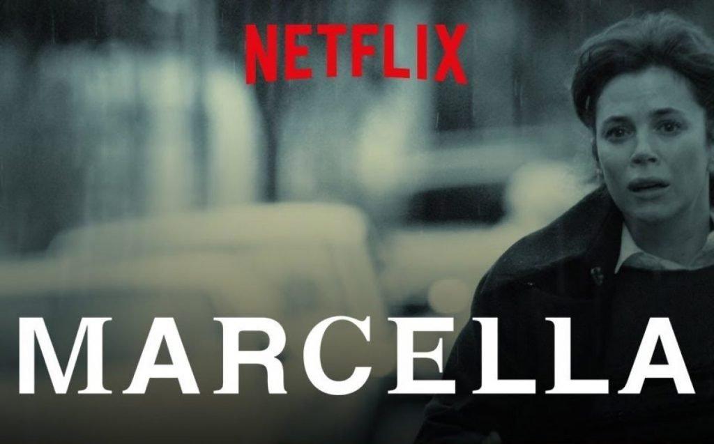 Marcella Original Netflix