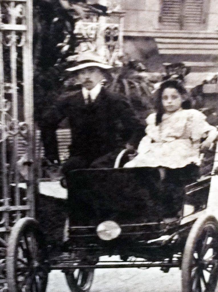 Santos Dumont e o primeiro carro no Brasil