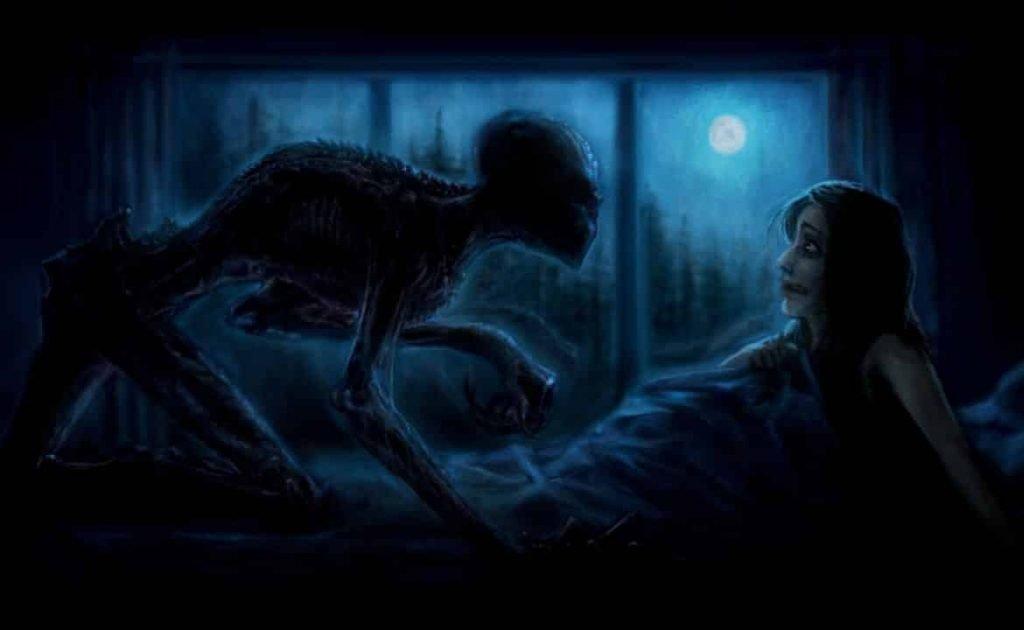 Demônio da noite