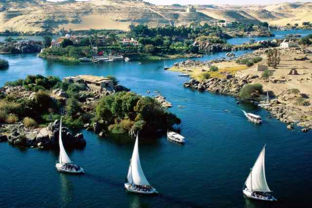 Assuã Egito