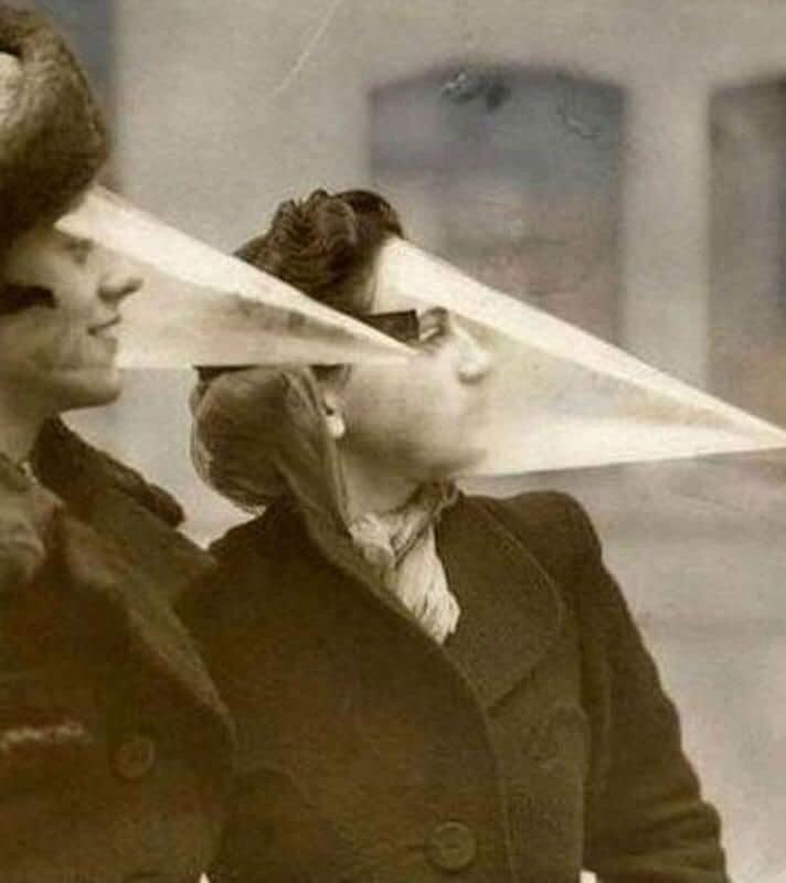 Mulheres de máscara