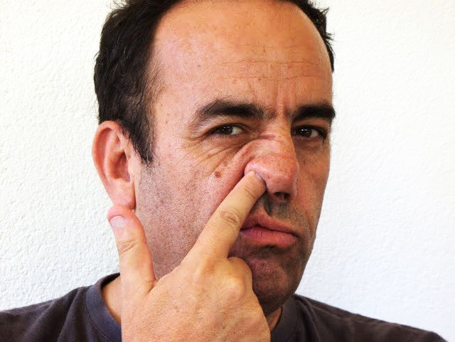 Cutucar o nariz