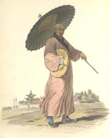 Chines de guarda-chuva