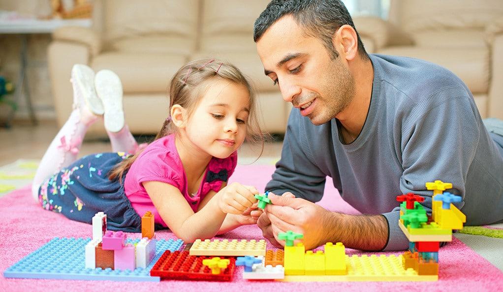 A importância do Lego para as Crianças