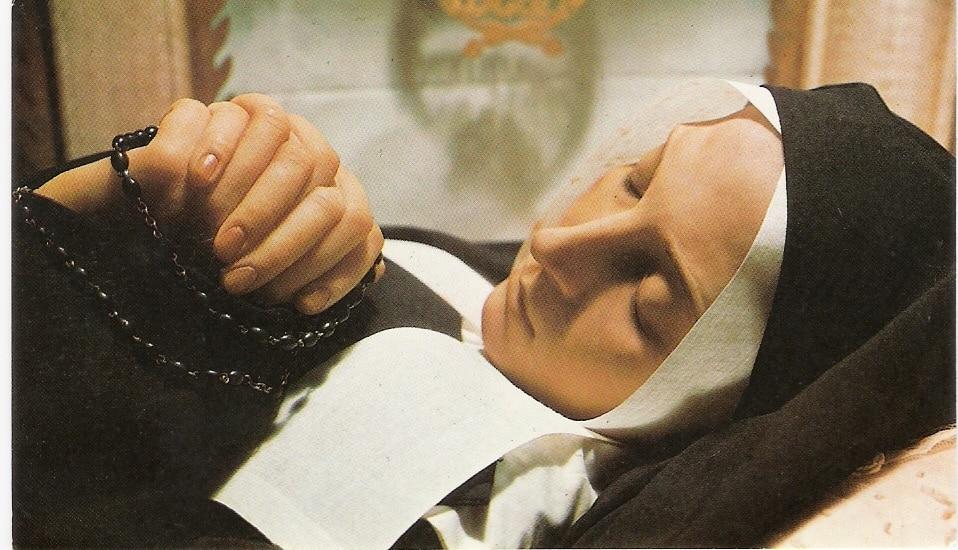 Santa Bernadete de Lourdes