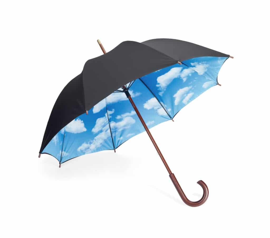 Guarda-chuva moderno