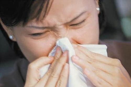 Alergia respiratória