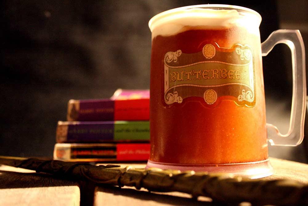 Cerveja Harry Potter