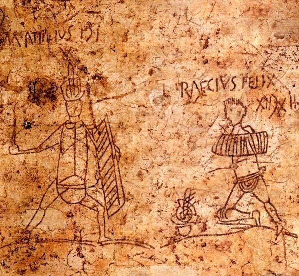 Grafite Roma