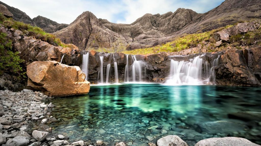 the fairy pools escocia