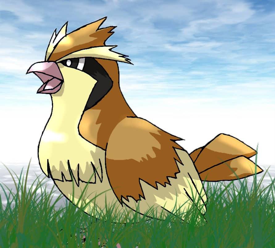 Pokemon Pigey
