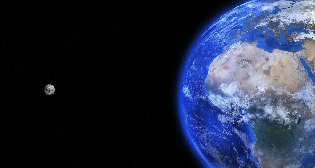 lua terra