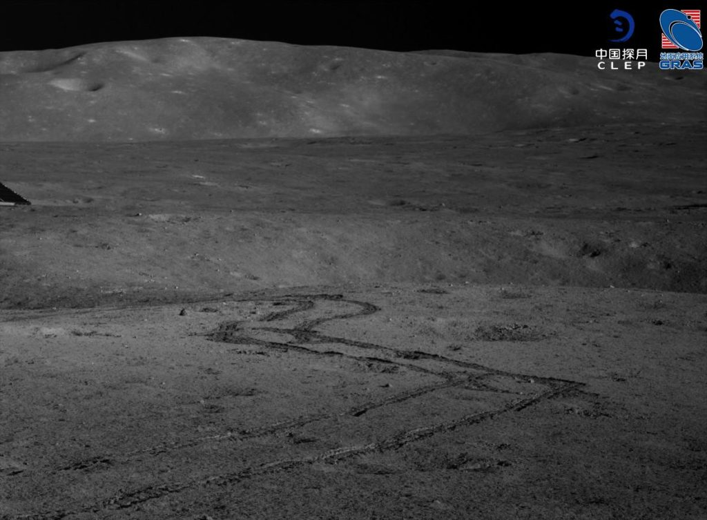 rastros rover