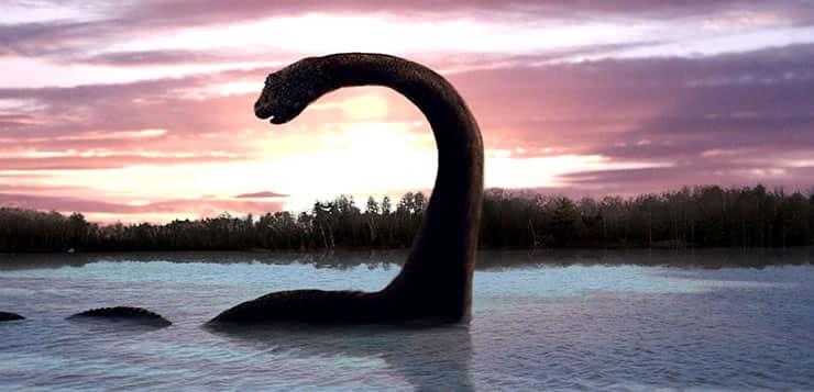 monstro lago ness