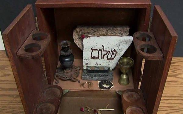 caixa dibbuk