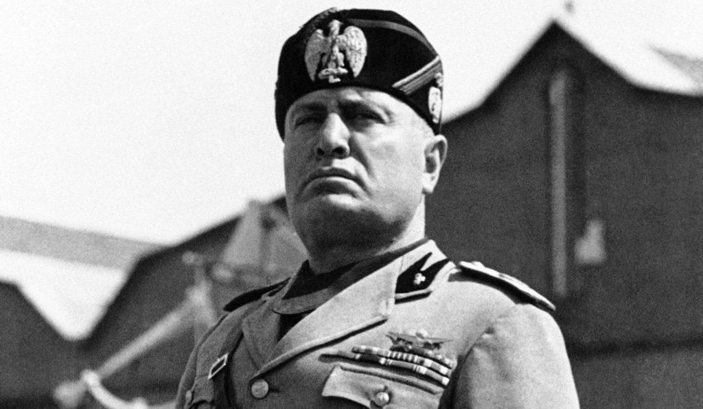 Benito Mussolini Duce e1499716315513