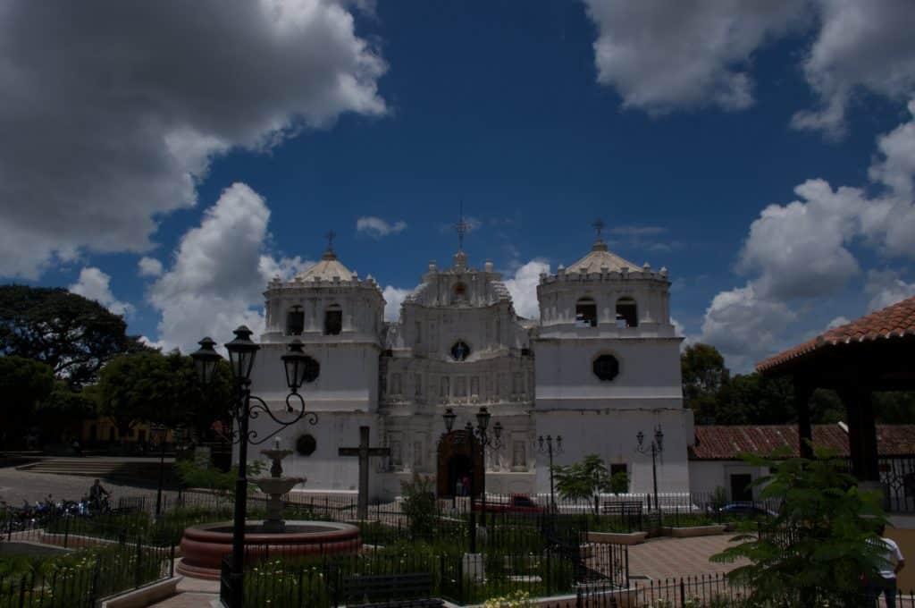 Catedral ciudad vieja gua