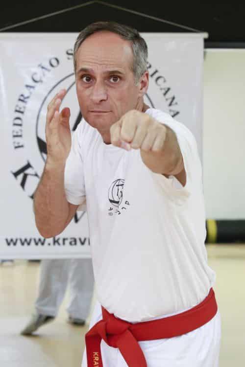 Grao Mestre Kobi Lichtenstein