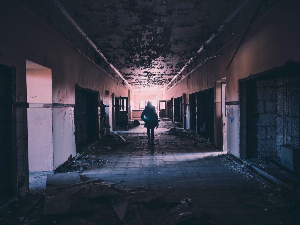 hallway 1245845 1280